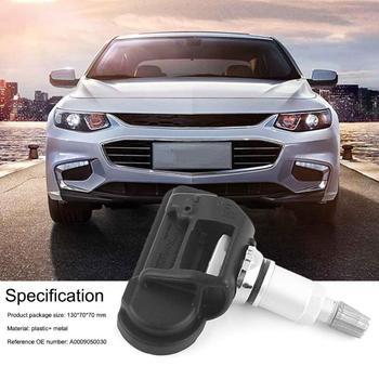 A0009050030 4pcs Sistema de Sensor de Monitor De Pressão Dos Pneus TPMS Carro Para Mercedes-Benz C250 C300 C350 E250 E350 E400 g500 G55 G63 ML35