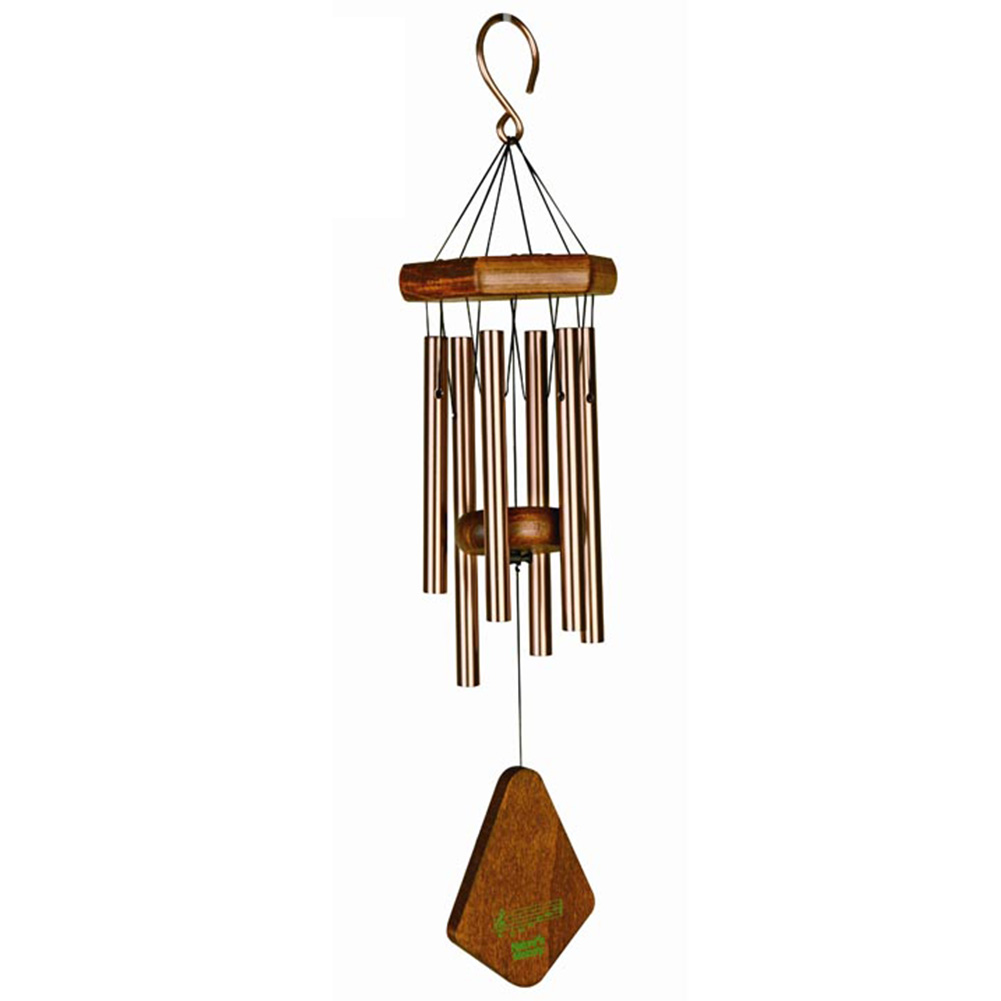 Outdoor Garden Wind Chimes Wall Hanging Handicrafts Aluminum Tube Home Decoration Durable Campanula Ornament Car Bell #05Outdoor Garden Wind Chimes Wall Hanging Handicrafts Aluminum Tube Home Decoration Durable Campanula Ornament Car Bell #05