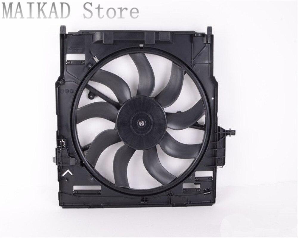 Engine Cooling Radiator Fan Motor for BMW X6 E71 X5 E70 17428618242