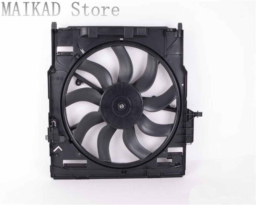Engine <font><b>Cooling</b></font> Radiator <font><b>Fan</b></font> <font><b>Motor</b></font> for <font><b>BMW</b></font> X6 E71 X5 E70 17428618242 image