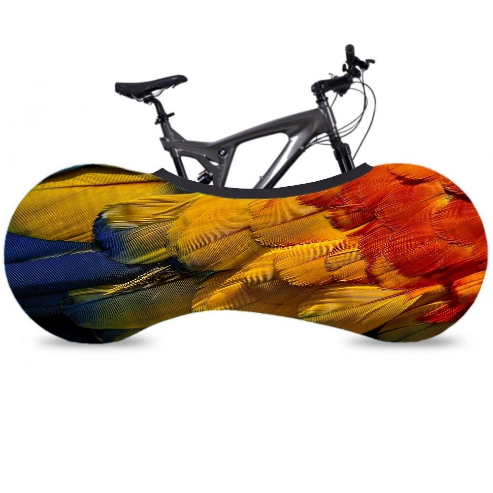 Free Size Bike Dust Cover Bicycle Protective Gear Scratch-proof Protector For MTB Mountain Road Folding Bike Accessories