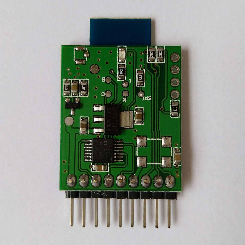 Aptx csr64215 bluetooth 4.2 무손실 스테레오 오디오 수신 모듈 수신기 보드 증폭기 스피커 용 i2s 출력 diy