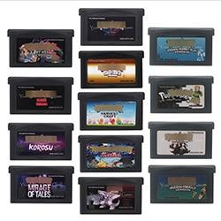 32 Bit Handheld Console Video Game Cartridge Console Card My Ass English Language US Version