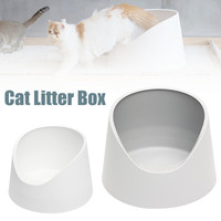pidan-snow-mountain-portable-cat-kitty-pan-toilet-litter-box-tray-house-w-scoop