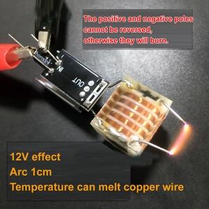 Image 5 - DYKB 20KV Ad Alta Frequenza Trasformatore Ad Alta Tensione Bobina di Accensione Inverter Bordo di Driver Fumi purificatore generatore di ioni negativi