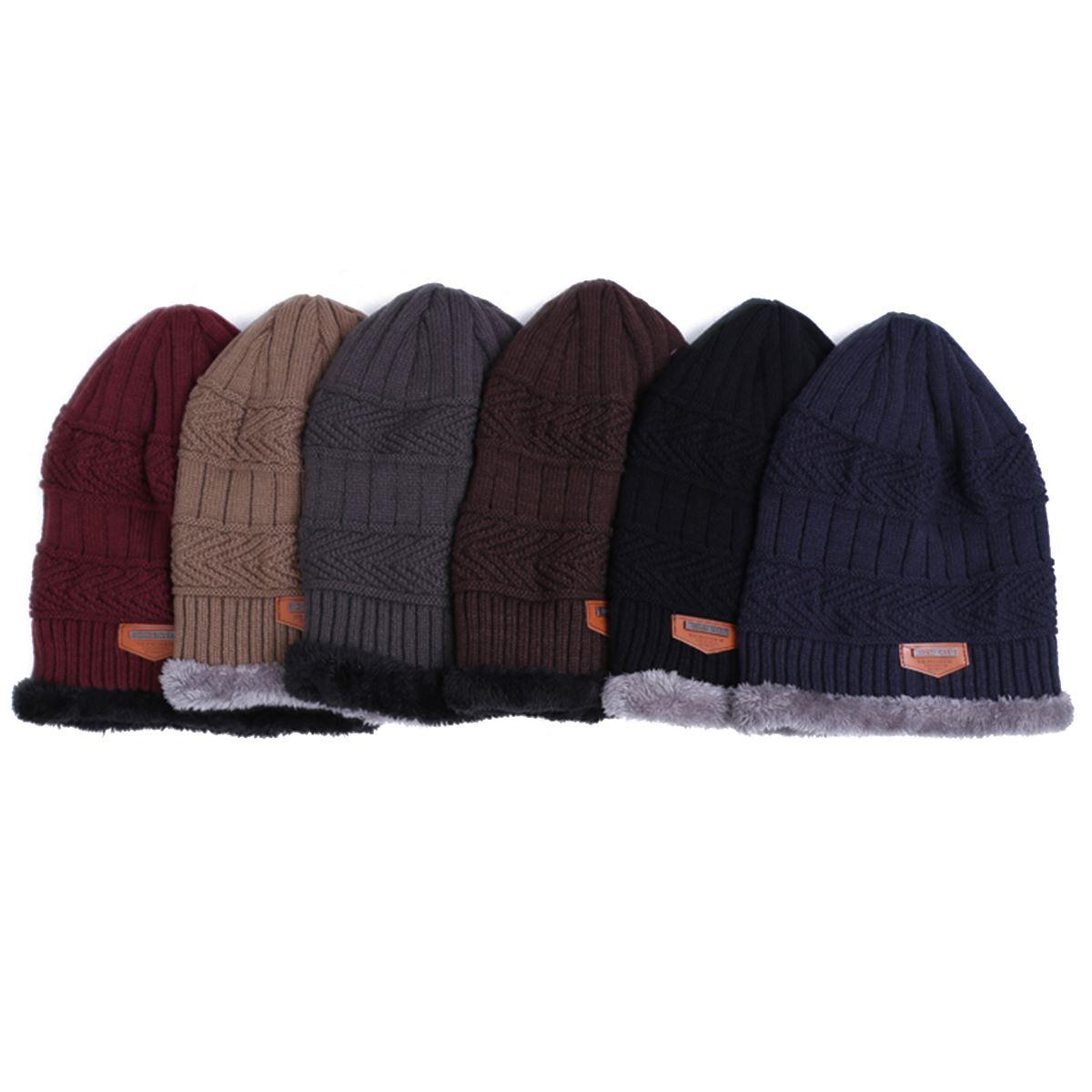 Evrfelan, комплект из двух предметов, зимняя шапка и шарф для мужчин, зимние шапочки, шарфы, мужские зимние комплекты, толстый хлопок, теплые зимние аксессуары