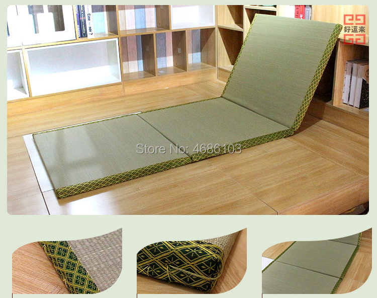 New arrival 200x90cm Japanese-style futon mattress foldable mattress floor mattress Cori tatami mattress thickness 3cm