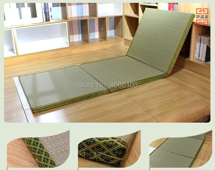 New arrival 200x90cm Japanese-style futon mattress foldable floor Cori tatami thickness 3cm