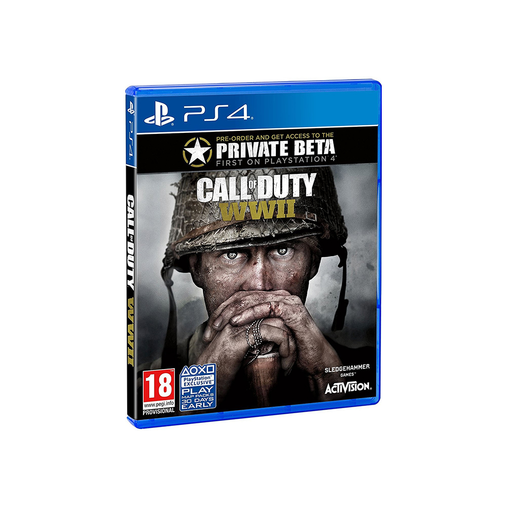 Game Deals play station Call of Duty: WWII PS4 футболка call of duty wwii star soliders черная s