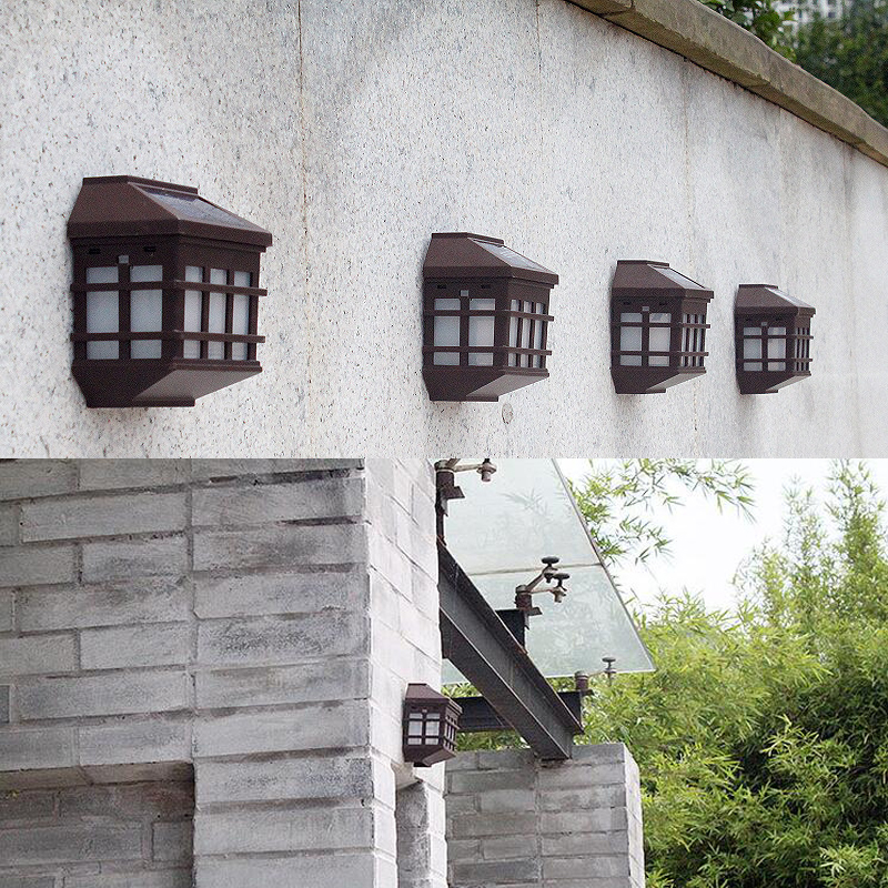 Solar Lights Roof: Decorate Lighting Path Roof Corridor Led Sensor Solar Lamp