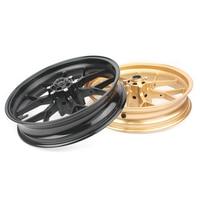 Motorcycle Front Wheel Rim For Honda CBR600RR F5 CBR 600RR 2013 2014 2015 2016 2017 2018 Gold Black Aluminum Alloy
