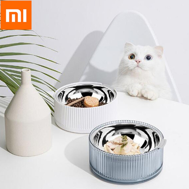 Xiaomi Stainless Steel Heatable Cat Bowl