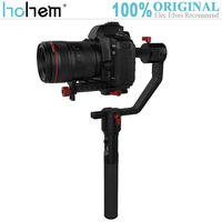 Hohem ISteady Gear 3 Axis Handheld Gimbal (Payload 2.5kg For DSLR Camera, Screen Touch For Zoom, Take Photo,12 Hours Work, APP)