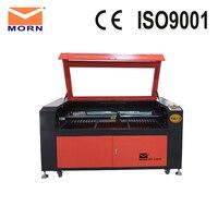 Лидер продаж высокое качество 1610 80 Вт 100 Вт Лазерный Резак CO2 лазерный гравировальный станок для Пластик кожа