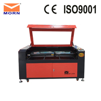 Top Selling High Quality 1610 80w 100w Laser Cutter CO2 Laser Engraving Machine for Plastic Leather