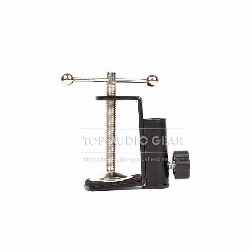 Table Suspension Bras De Ciseaux Micro Boom clip de fixation Amortisseur Pour Neumann TLM 102 U 87 87Ai Ai TLM102 TLM193 Pied De Micro
