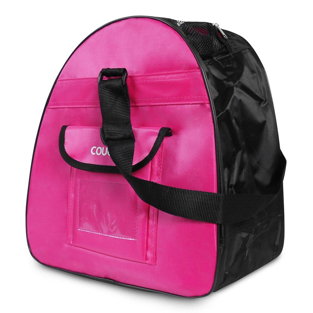 Inline Skates Bag For Roller Skating Shoes Helmet Carry Case Holder Shoulder Bag Roller Skating Shoes Carry Bag Handbags