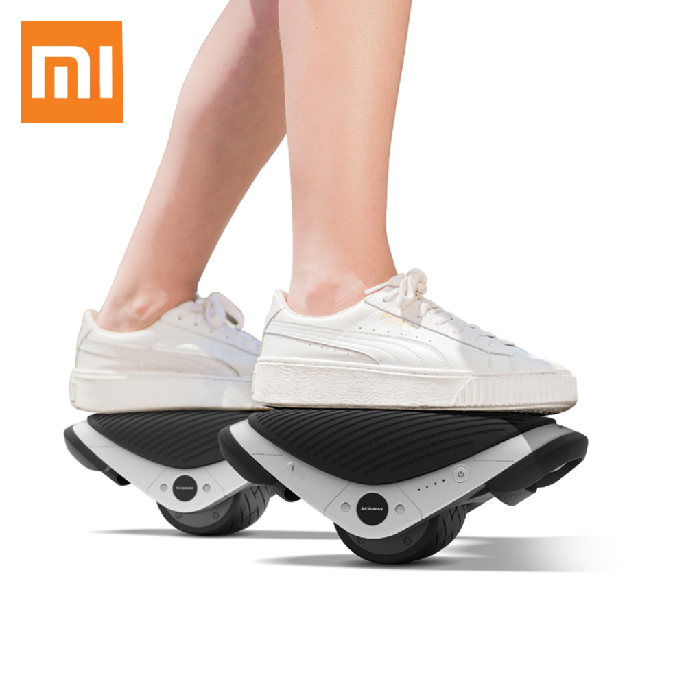 Original Xiaomi Mijia Ninebot Segway W1 2 X 44.4Wh Battery Electric Balance Wheel 2pcs Self Balancing Scooter 100 - 240V