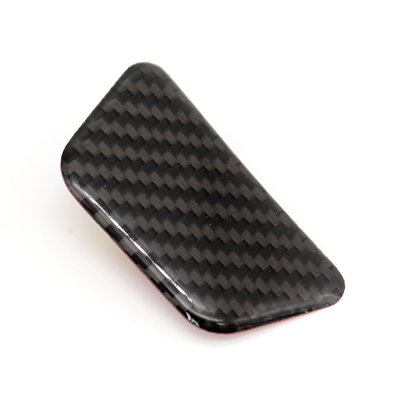 Image 3 - For VW Golf 7 MK7 VII 2013 2014 2015 2016 2017 4pcs Carbon Fiber Car Door Handle Bowl Cover-in Interior Mouldings from Automobiles & Motorcycles