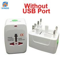 US UK AU EU Converter Plug All in One Universal International Adapter World Travel AC Power Charger Adaptor