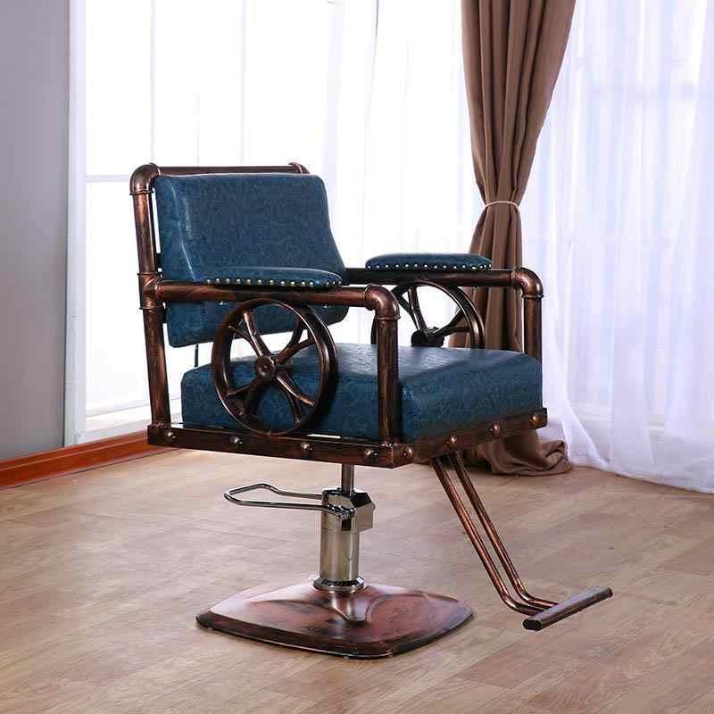 De Barbeiro Mueble beauty Sedia Chaise Hair Barberia мебель для ногтевого салона Stoelen Silla Shop Cadeira парикмахерское кресло