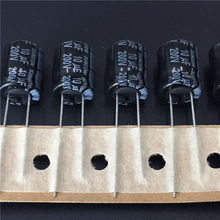 50 pces 10 uf 200 v suncon (sanyo) faz série 10x12.5mm 200v10uf baixa impedância alumínio capacitor eletrolítico