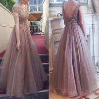 Fashion Womens Chiffon Long Gown Sleeveless Dress Casual Backless Wedding Party