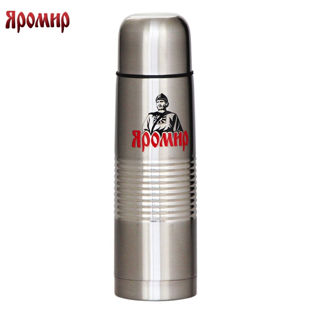 Vacuum Flasks & Thermoses Yaromir YAR-2031M thermomug thermos for tea Cup stainless steel water yaromir yar 2405m hot cup 400ml vacuum flask thermose travel sports climb thermal pot insulated vacuum bottle stainless steel