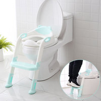 Children's Chair Baby Toilet Ladder Training Pan Toilet Seat Children's Pot Kids Potty Toilet Bowl For Kids Newborns Urinal