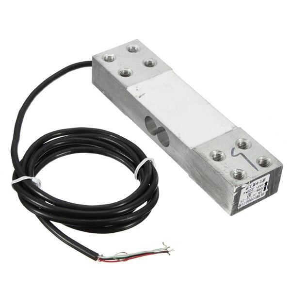 200 кг датчик веса электронные весы ячейка весовой датчик консольный параллельный инструмент загрузки