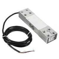 200 KG Gewicht Sensor Elektronische Waage Zelle Gewicht Wiegen Sensor Cantilever Parallel Last Werkzeug