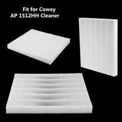 Замена кучи фильтр Совместимость Замена фильтра hepa для COWAY Воздухоочистители AP1512HH очиститель Воздухоочистители Запчасти