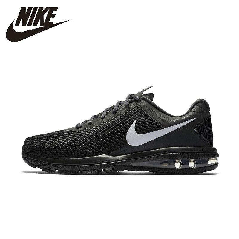 Nike Original nouveauté authentique FULL RIDE TR 1.5 chaussures de course pour hommes respirant Sport baskets de plein air #869633