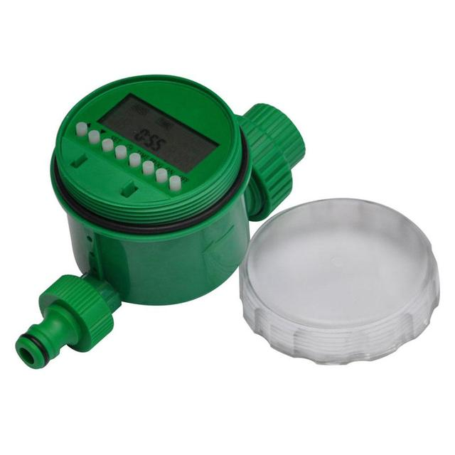 New Garden Watering Timer Ball Valve Automatic Electronic Water Timer Home Garden Irrigation Timer with Manual Controller System