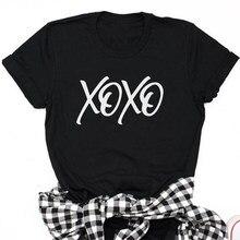 127f3018e4 Popular T Shirt Xoxo-Buy Cheap T Shirt Xoxo lots from China T Shirt ...