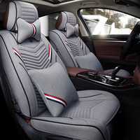 TO YOUR TASTE auto accessories car seat covers linen for the great wall SING wingle 3 wingle 5 wingle 6 deer pick up breathable