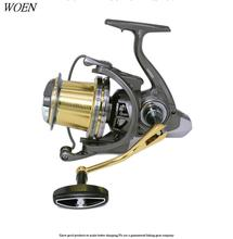 2019 New product SH10000 type Spinning wheel 6+1BB Sea fishing boat fishing wheel Lightweight design Metallic big line cup reel
