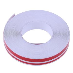 Image 1 - Car Styling 32ft 4x2mm Pinstriping Pinstripe Vinyl Tape Sticker Double Line Reflective Roll Tape Marking Film Sticker for Car
