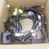 Arnés de cableado de Control de aire acondicionado de cabina de ZX330-3 para Cable de alambre de excavadora Hitachi
