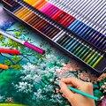 72 цвета  водорастворимые цветные карандаши Lapis De Cor  цветные карандаши для рисования  цветные карандаши для рисования водой  принадлежности ...
