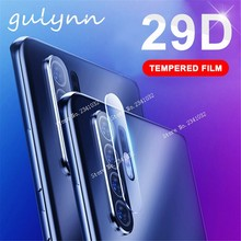 2PC 9H Camera Lens Screen Protector Tempered Glass for Huawei P30 P20 Nova 4E 3i Y6 Y7 Y9 Pro Lite Anti-scratch Protective Film