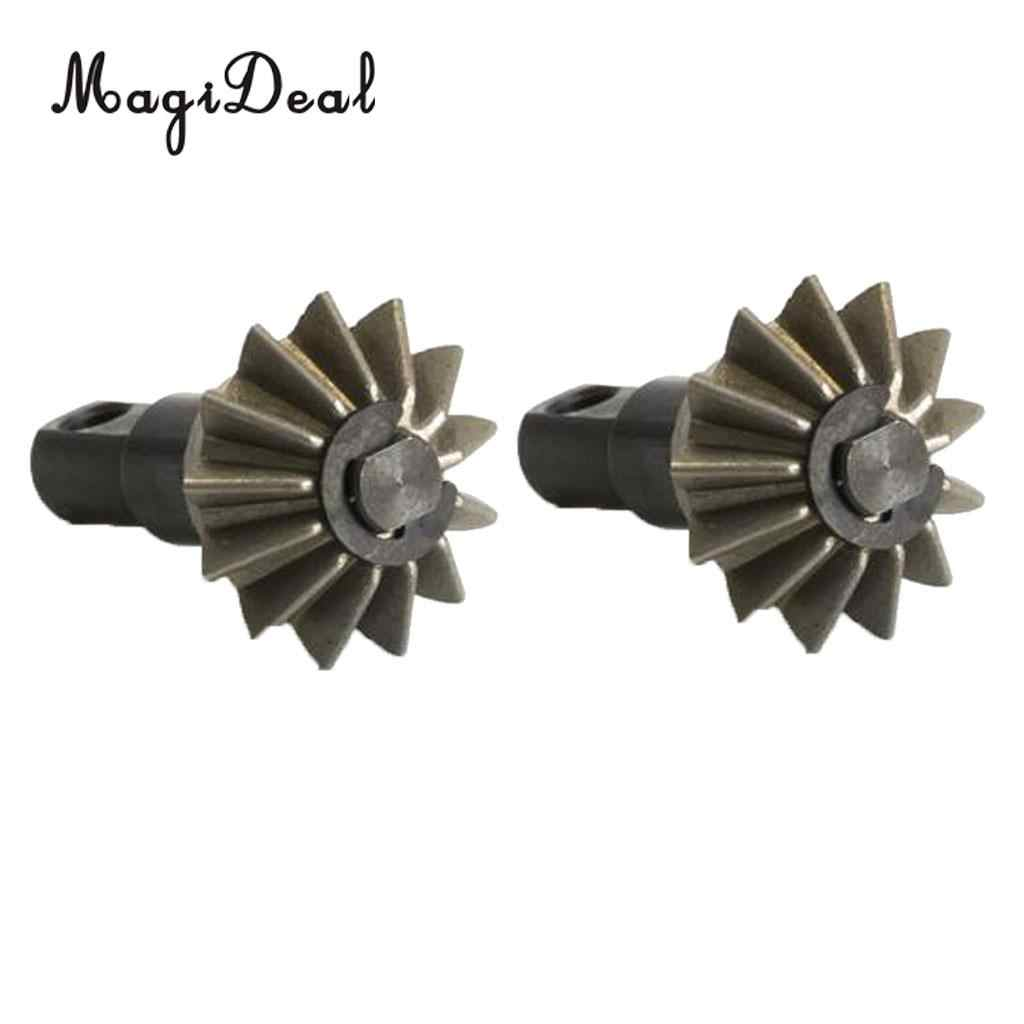 RC Metal Rear Differential Drive Gear Compatible with REMO 1//10 RC Car RC Differential Drive Gear