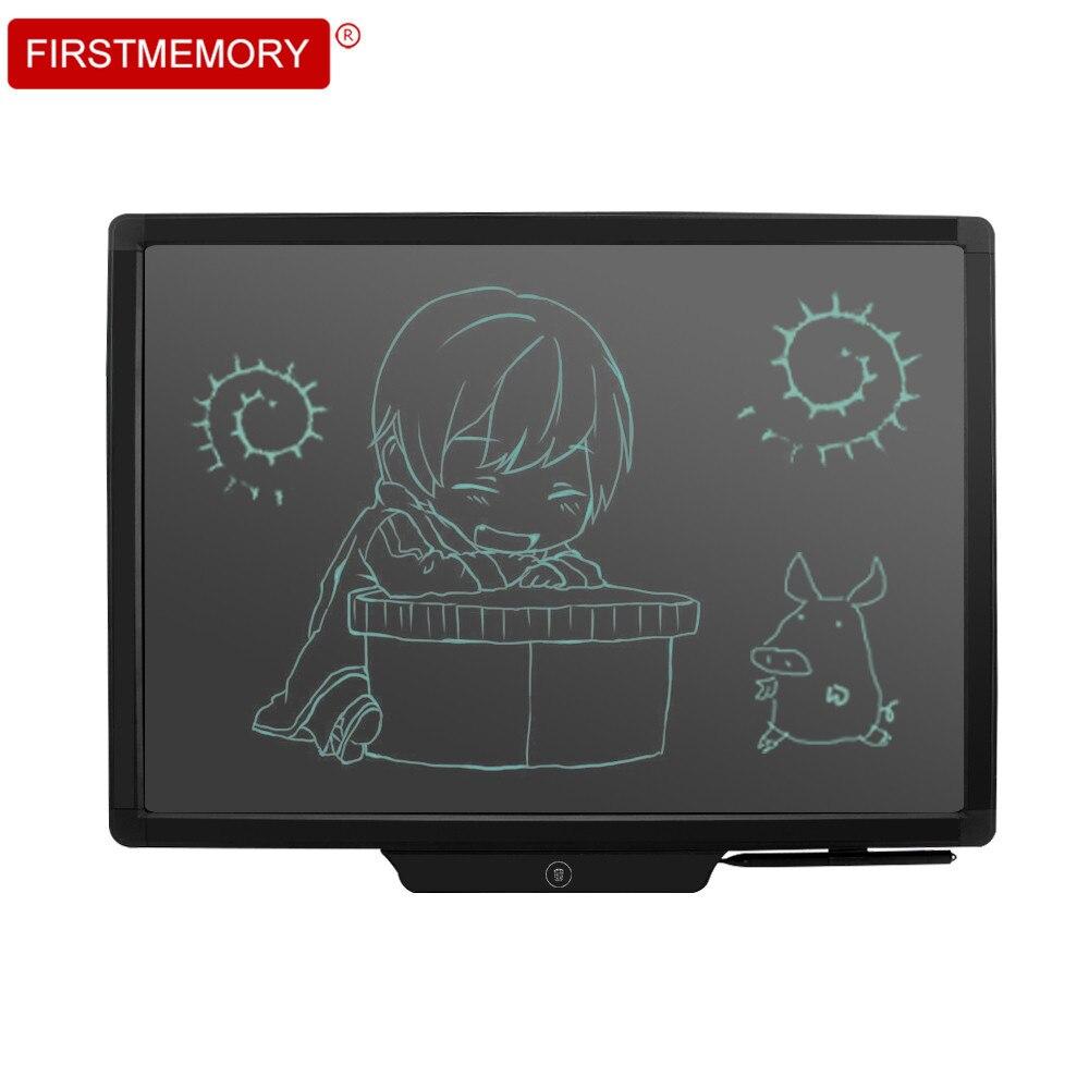 20 pouces grand écran LCD écriture tablette numérique dessin écriture tampons Doodle tampons comprimés comme tableau noir pour enfants enfants adultes