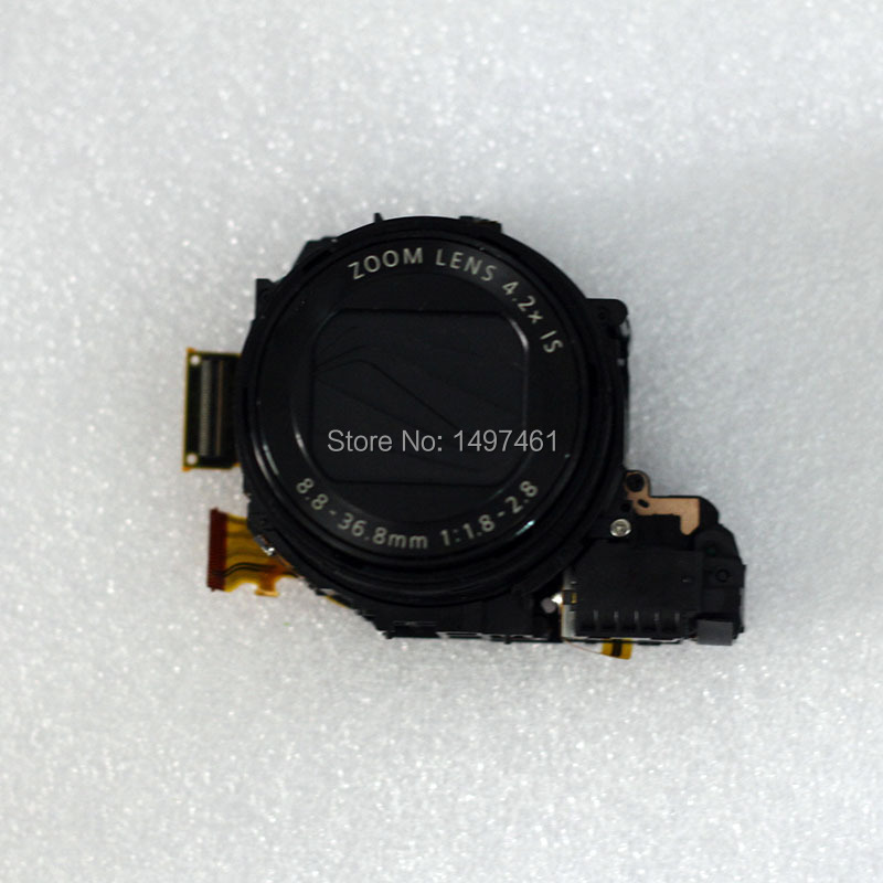 95%New Optical Zoom Lens With CCD Repair Parts For Canon PowerShot G7X ; G7X Mark II Digital Camera