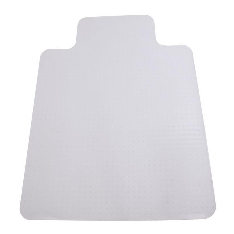 90x120x0.2 Cm Pvc Thuisgebruik Beschermende Anti-slip Mat Mat Voor Floor Stoel Transparant Duurzaam En Betrouwbaar Voor Snelle Verzending