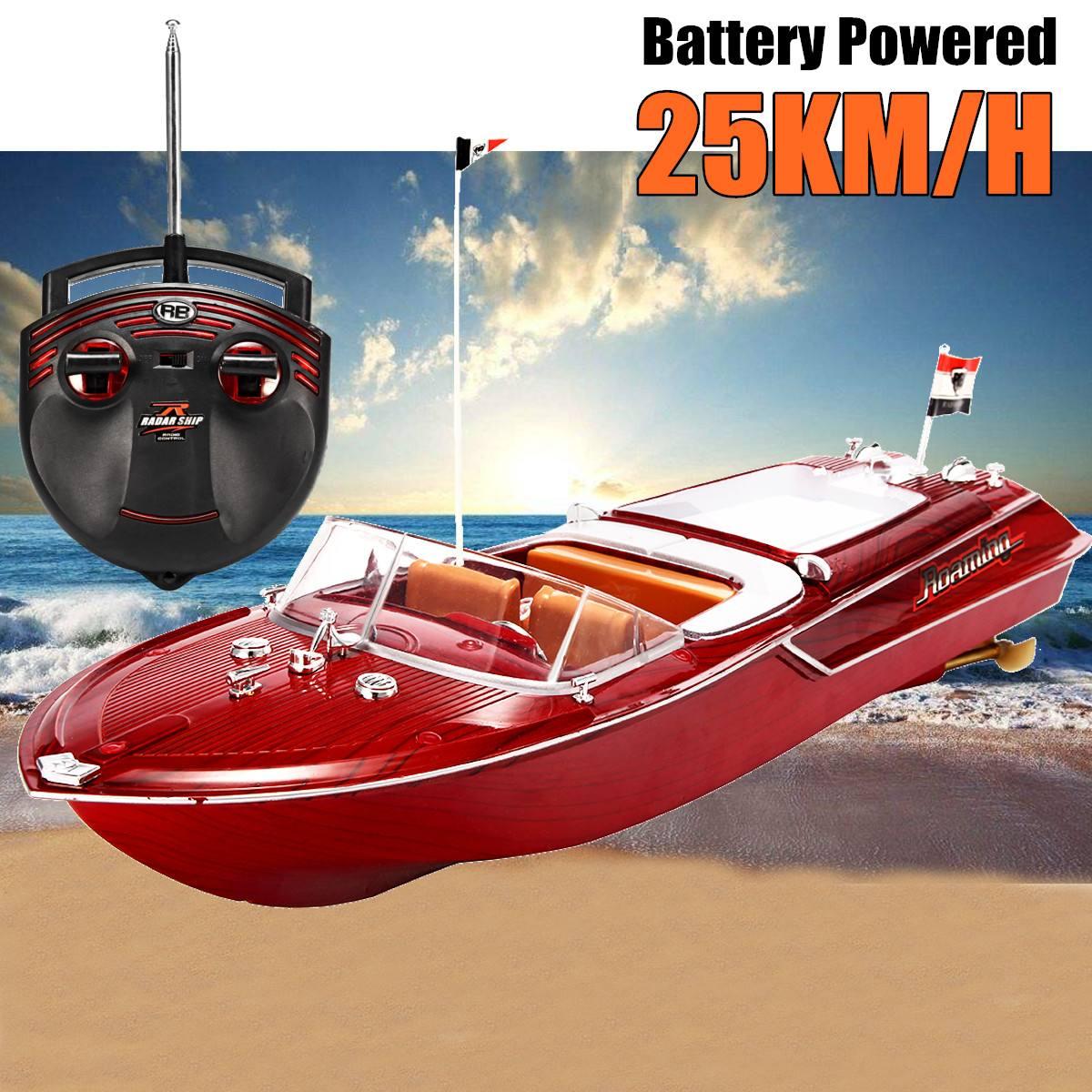 Vier-weg Mini Drahtlose Fernbedienung Submarine Kinder Spielzeug Motorboot Simulation Fernbedienung Schiff Modell Freies Verschiffen Sammeln & Seltenes Fernbedienung Spielzeug