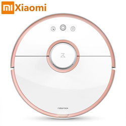 Roborock s50/s51/s55 Wet Mopping Planned Robot Vacuum Cleaner Original China Version Xiaomi Mijia APP Wifi Remote Control