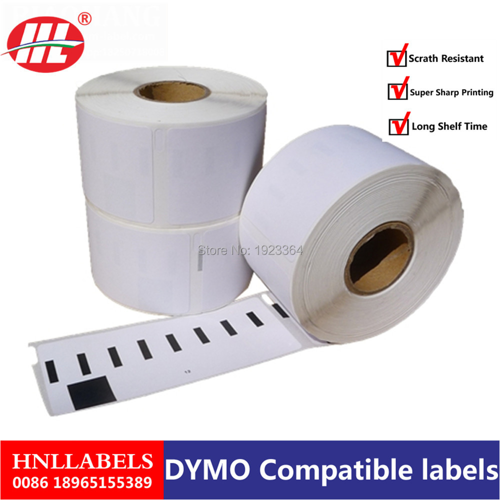 x10 Dymo Compatible Thermal Address Labels Rolls  99012-36 x 89mm 260 Labels