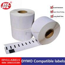 100x Dymo 99012 Compatible Address Labels 450 Turbo labels 36 x 89 mm 260pcs