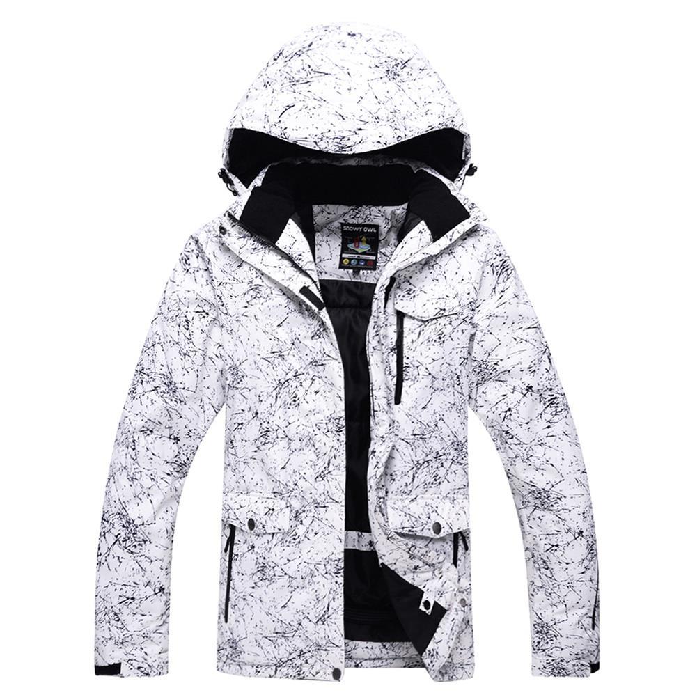 Hot ARCTIC QUEEN hommes et femmes vestes de neige manteaux de ski en plein air vêtements de snowboard imperméable coupe-vent Costumes d'hiver